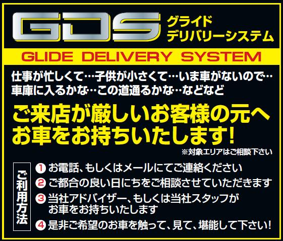 GDS&動画アップ!