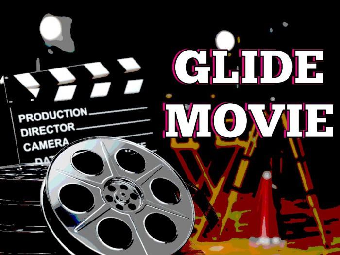GLIDE Movie アップ!