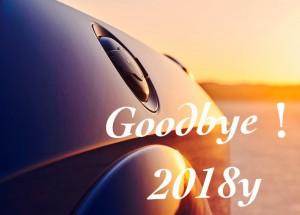 Goodbye 2018y !!