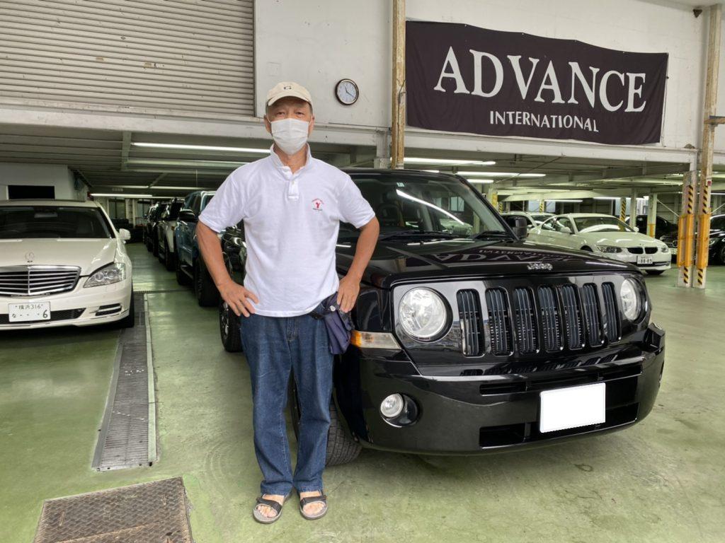 2008y Jeep PATRIOT 神奈川県にお住まいのH様 有り難う御座います♪